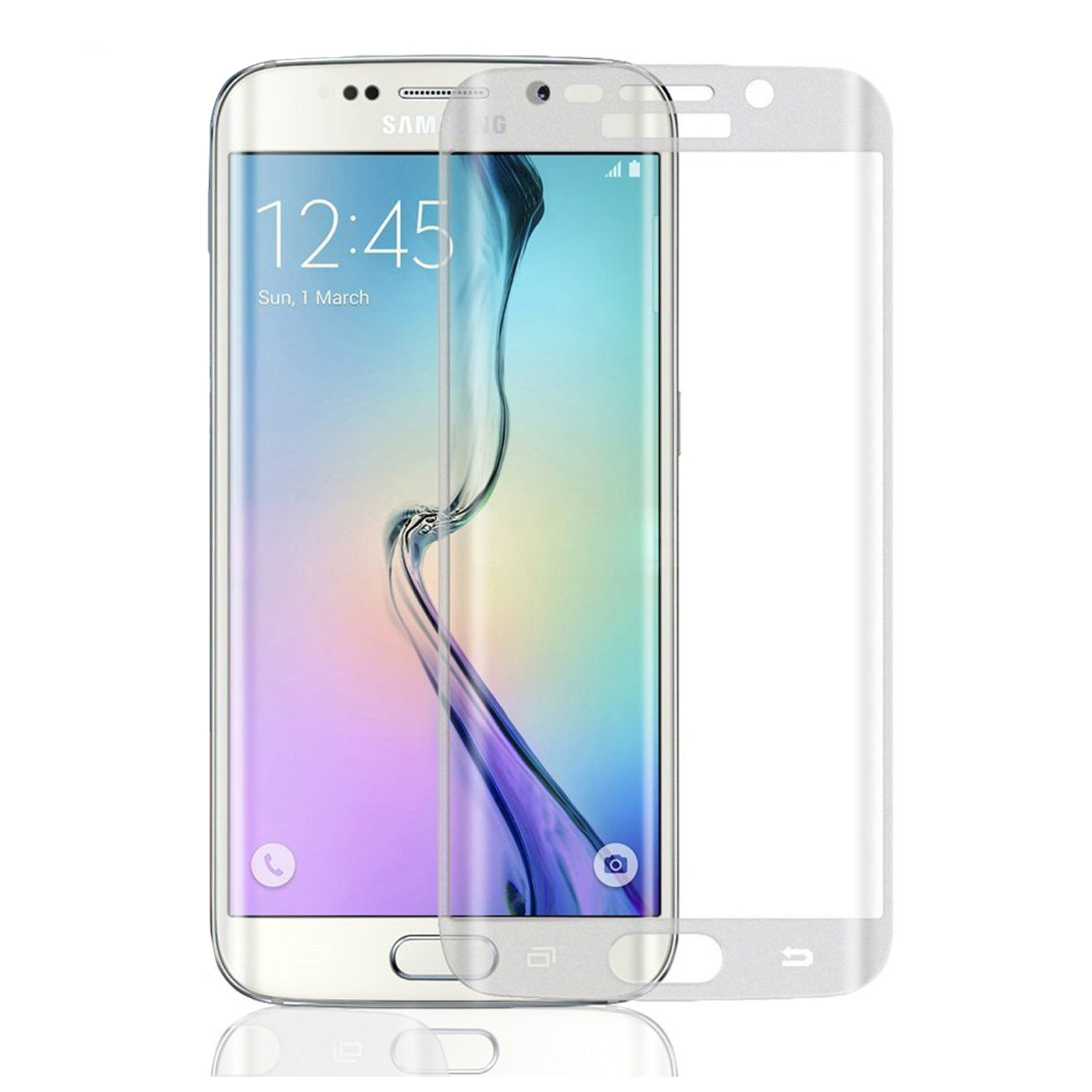 Forever Curved Tempered glass 0.3mm 9H for Samsung Galaxy S7 Edge G935