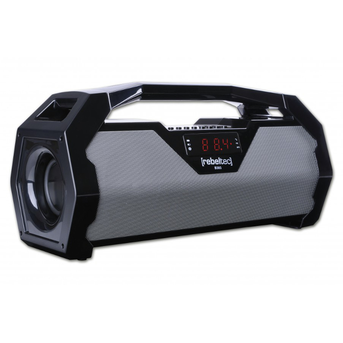 REBELTEC φορητό SoundBox 400 bluetooth/Aux/Radio/Usb/MicroSd