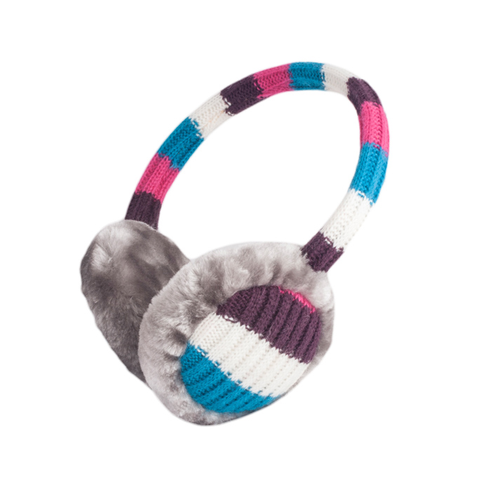 Forever Winter Earmuffs Headphones for Mp3/Tablets - Η/Υ/Smartphones – Multicolor