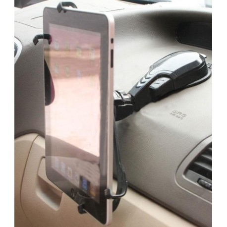 CHOYO S2229W Βάση ταμπλό αυτοκινήτου για Gps/Tablet 7-10 inch (52-258mm)