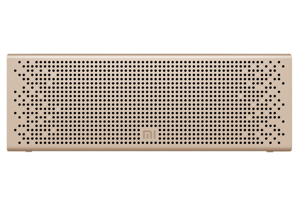 Xiaomi Mi Bluetooth Speaker microsd/AUX /6watt - Gold