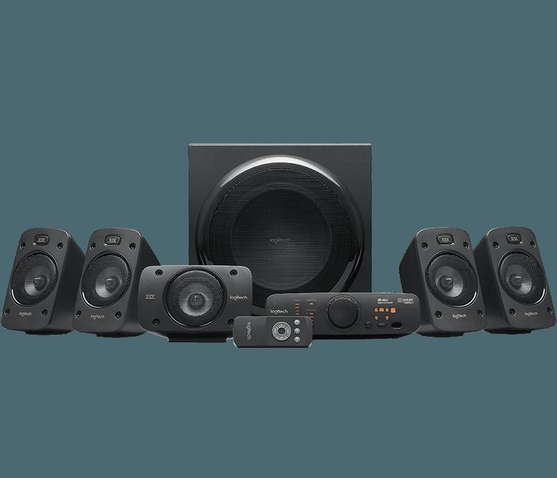 Ηχεία multimedia Logitech Z906 5.1 (500watt RMS)