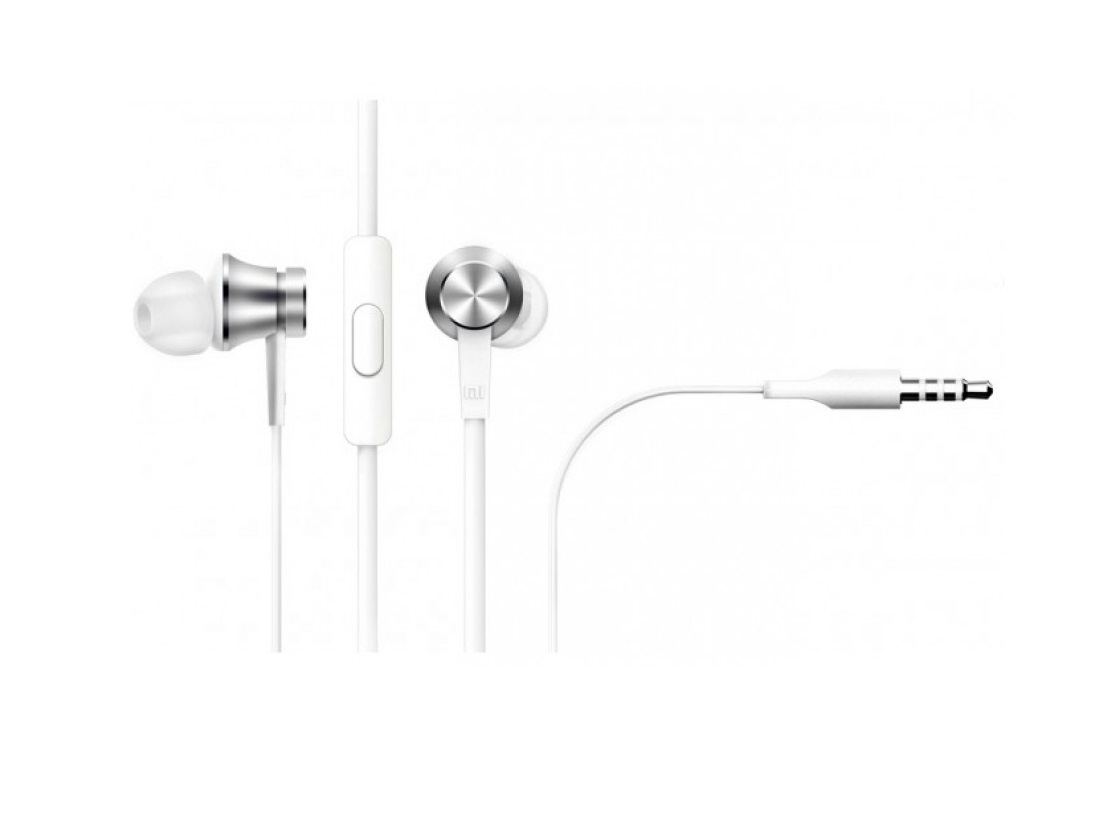 Hands free Xiaomi MI Piston Basic Edition - Silver