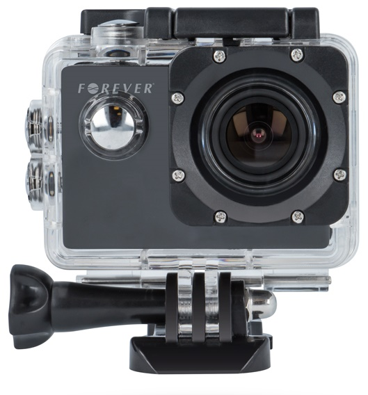 Waterproof Action Camera 1080p 170degree Forever SC-200 for Sports