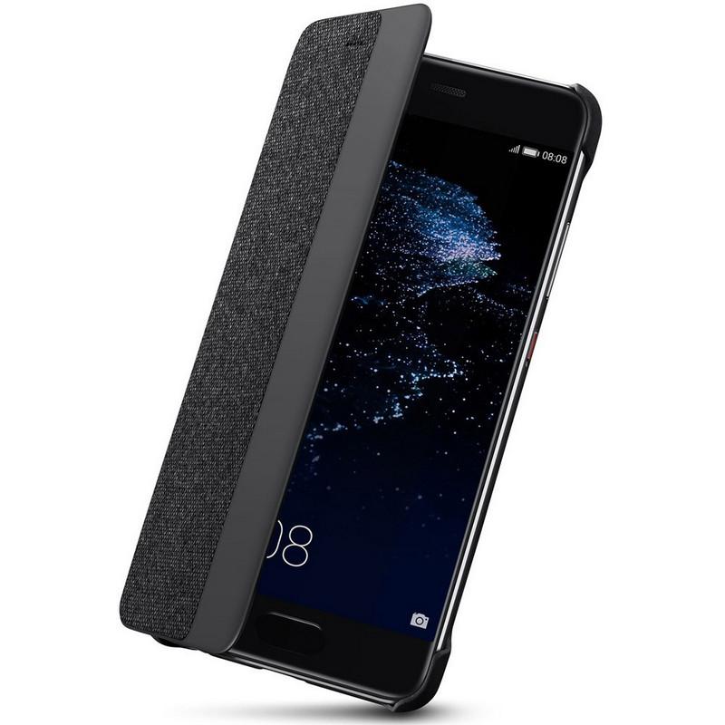 Original Case Smart View Cover Huawei P10 (Light Gray) (51991888)