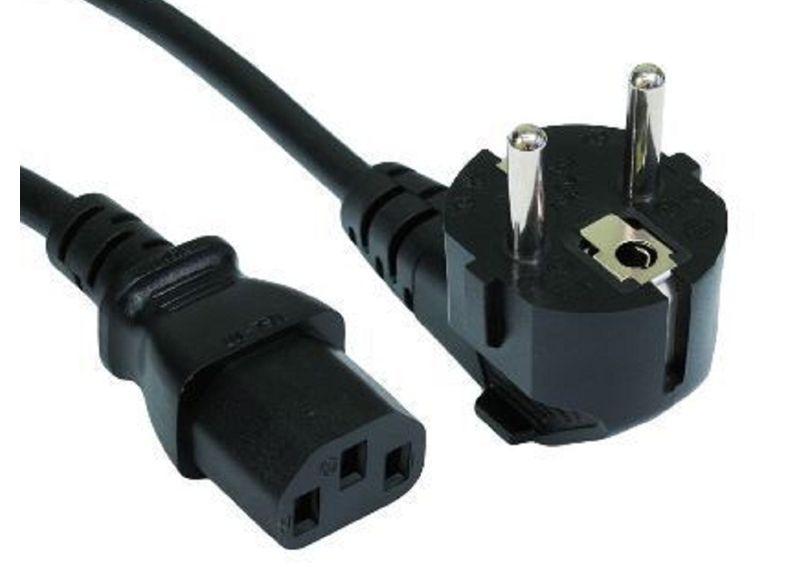 Καλώδια Ρεύματος  Καλώδιο τροφοδοσίας για PC και οθόνη 1 054e9128783