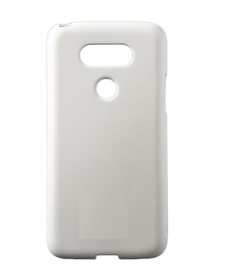 new styles 0a393 0fa9d OEM θήκη TPU Glossy για LG G5 H850 - White